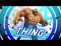 Thing Joins Marvel Contest of Champions!   Spotlight Trailer