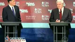 Newt Gingrich Advocates Assassinating Iranian Scientists as Drum Beat for War.
