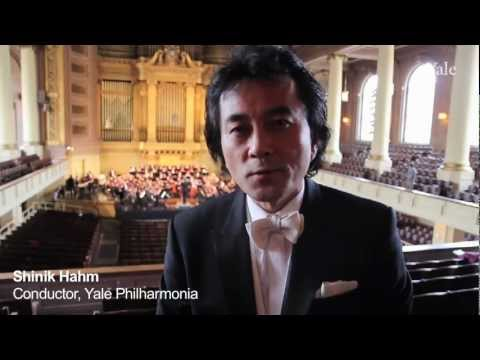 Yale Philharmonia: Inspiring the musicians of tomorrow