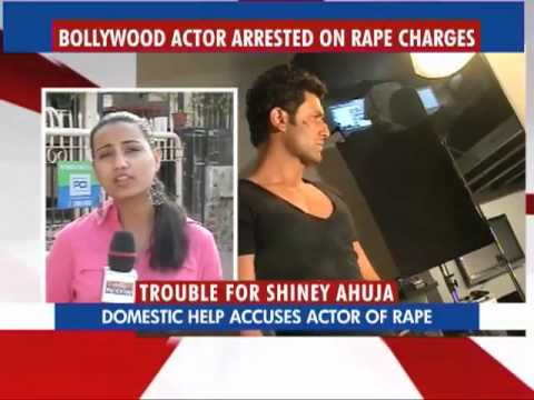 Shiney Ahuja Arrested On Rape Charges