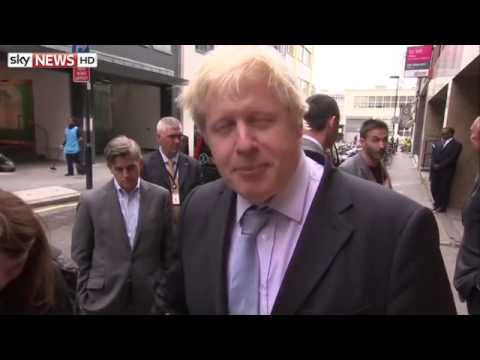 Boris Tells Blair: Put A Sock In It Over Iraq (11:34am)