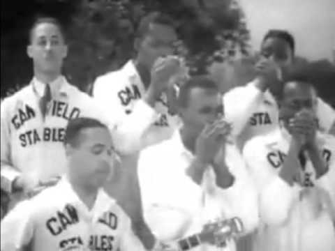 The Jones Boys Sing Band - Pickin' A Rib