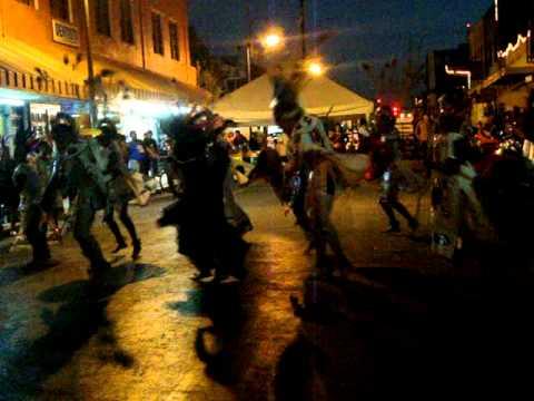 danzas aztecas o de concheros
