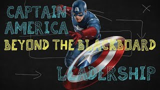 How to be a Great Leader like Captain America