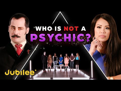 Can 6 Psychics Predict The Fake Psychic?