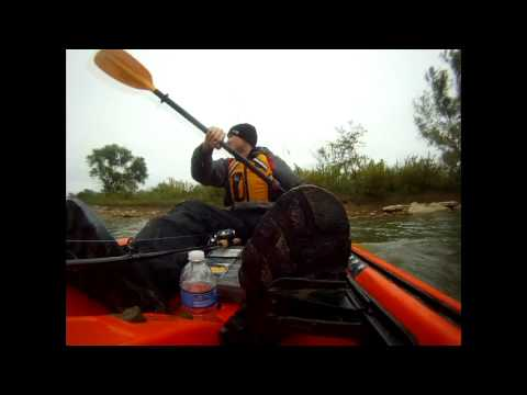 Kayak Fishing Ray Roberts