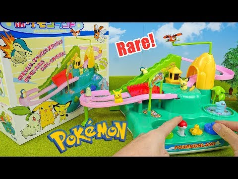 Rare Toy Pokemon Land