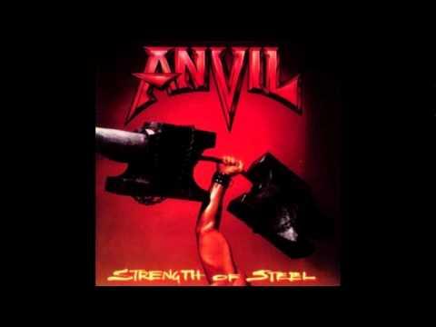 Anvil - Kiss Of Death