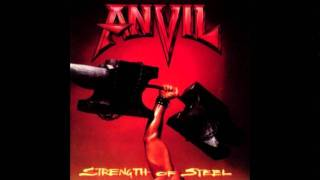 Watch Anvil Kiss Of Death video