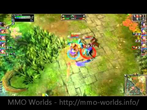 Free MOBA Games 2012