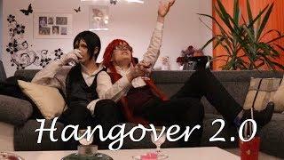 Hangover 2.0 mit Sebastian und Grell / Black Butler Sketch (Cosplay)