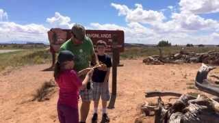 Family Vacation Critic at Arches and Canyonlands, Utah