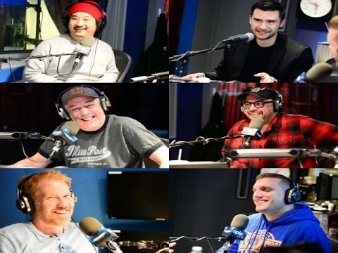 Opie & Vic Henley - Chris Distefano, Bobby Lee, Carl Ruiz (05-06-2016)