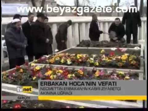 Necmettin Erbakan   Milli Görüş Lideri Vefatı Sonrası   0001 Erbakan Hocanın Ardından   TVNET