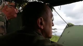 Comberanche-et-Epeluche (24) : souvenir de chasse à la palombe