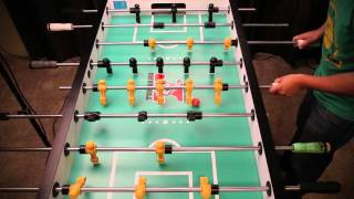 Unreal Foos - Ball Handling Skills Tutorial