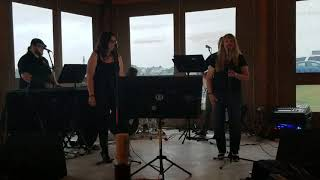 Hotel California Live With Kelly Beard And Off The Record Karaoke Band