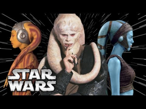 Twi'lek Species Biology, Society, and History