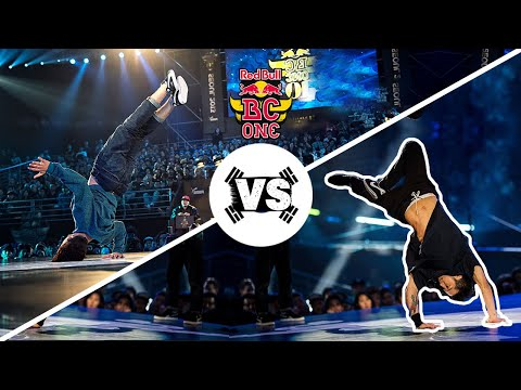Lil Zoo vs Hong 10 - Quarter Finals - Red Bull BC One World Final 2013 Seoul