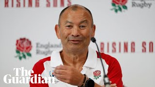 Eddie Jones refuses to explain England's World Cup squad omissions