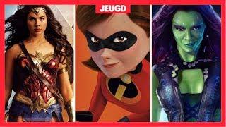 Kinderen willen meer vrouwelijke superhelden zien