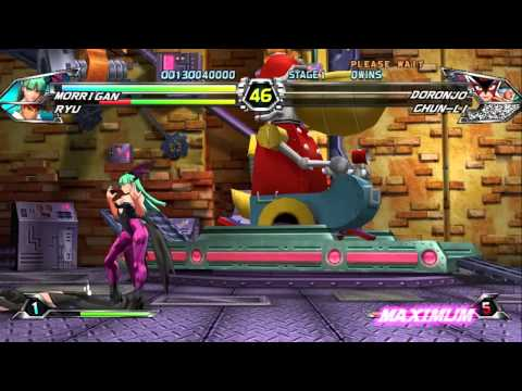 Tatsunoko Vs. Capcom Ultimate All-Stars - Dolphin Emulator
