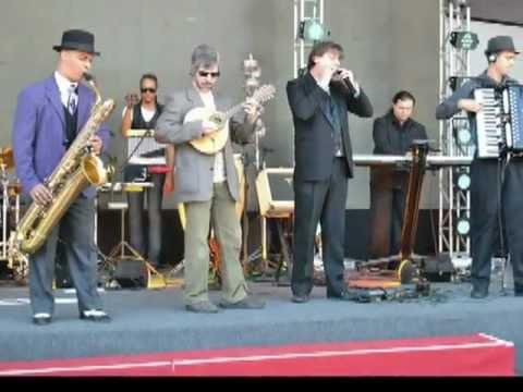 Banda BIG VALLEY&Amigos na praça - The Pink Panther Theme