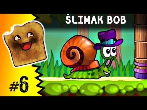 Darmowe Gry Online Dla Dzieci | Ślimak Bob 6 - Snail Bob