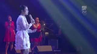 Ruth Sahanaya Live @ Java Jazz Festival 2014 - Kaulah Segalanya (Say You