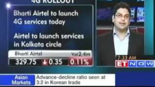 Bharti Airtel to launch 4G services in Kolkata today
