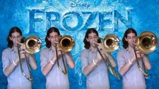 Download Lagu Frozen - Let It Go: Trombone Arrangement Gratis STAFABAND
