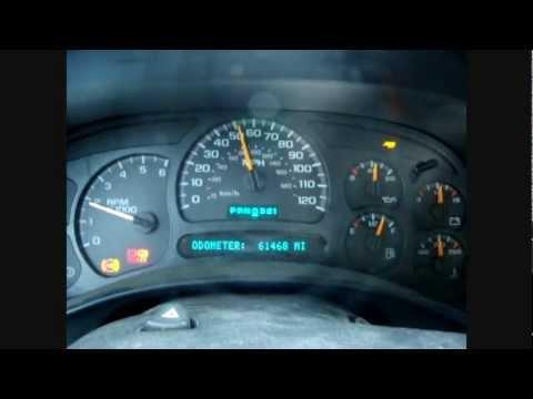 2005  6.0 Chevrolet Silverado 2500.  towing 6 tons