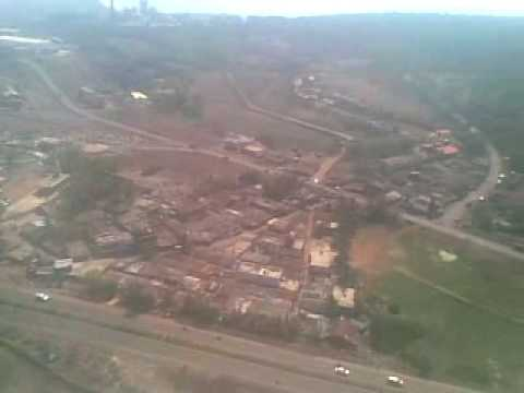 landing on dabolim airport goa