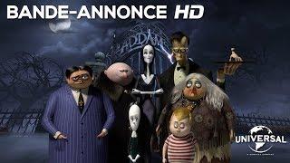 La Famille Addams - Bande Annonce [VOST]