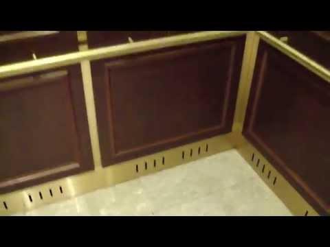 Schindler HT Hydraulic elevator @ Phipps Plaza Atlanta GA