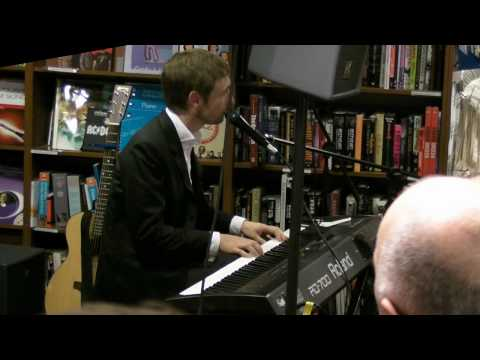 The Divine Comedy - Jiggery Pokery (David's Bookshop, 31st May 2010)