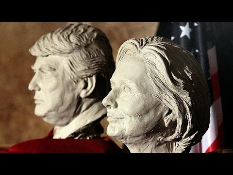 US election: campaign heads into final weekend