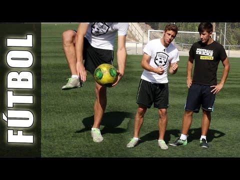 Como controlar un pase fuerte en un partido de Fútbol o Futsal Fútbol sala control del balón pelota