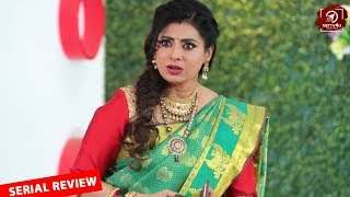 Sembaruthi Serial 23/01/2019 Today Episode Full Review by http://festyy.com/wXTvtSSarvan | ZeeTamil | Ram Kumaradhas