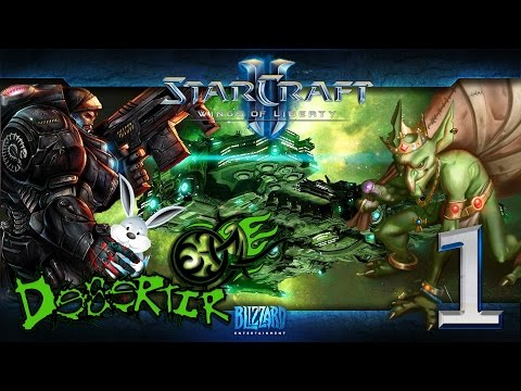 Пасхалки StarCraft 2: Wings of Liberty - Часть 1 | Easter Eggs №1 - WOL