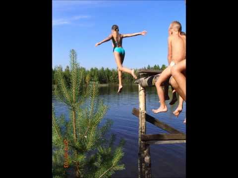 Полева Настя - Лесное озеро