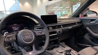 Audi Traverse City - 2019 Audi RS 5 Hatchback - Northern Michigan Audi Dealership