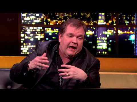 Meat Loaf  - The Jonathan Ross Show - April 27th,  2013 video