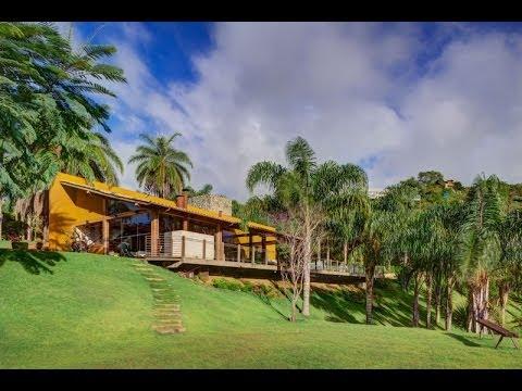 Dise o de casa de campo planos e interiores youtube - Casas americanas en espana ...