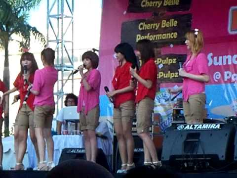 Personil Chibi menunjukkan kemampuannyan masing-masing @PalembangTC 17-06-2012