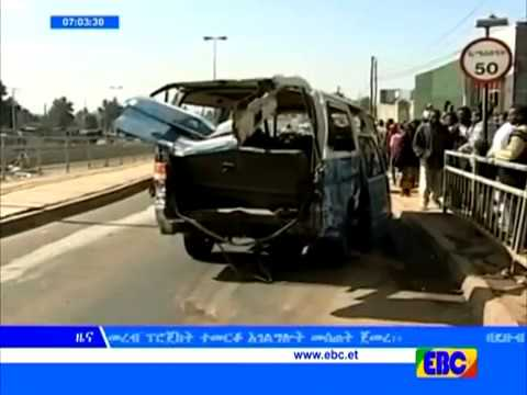 Road Traffic Accidents in Ethiopia - EBC News