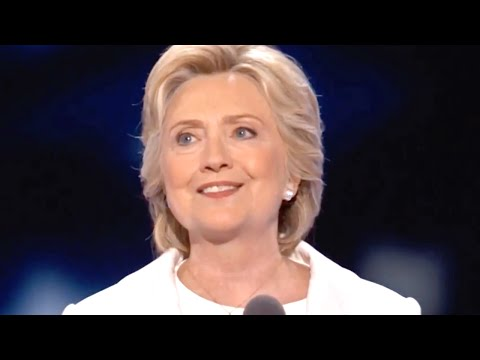 Hillary Clinton's Full Presidential Nomination Speech at the 2016 DNC