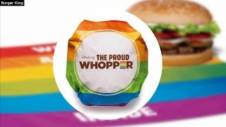 Sir Elton & The 'Proud' Whopper