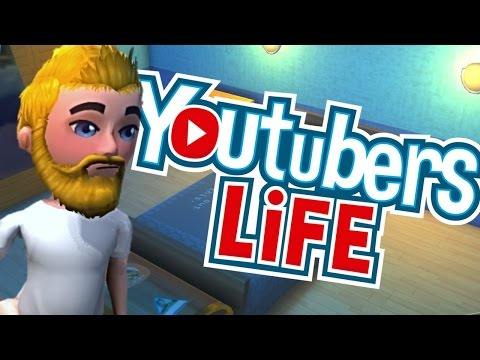 CLICK BAIT VIDEOS! - Youtubers Life (Funny Moments)