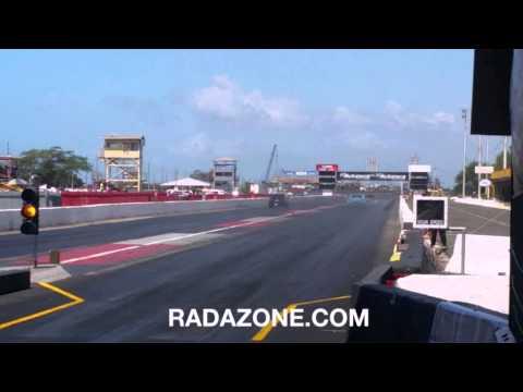 GTR Exotic  Car Salinas Speedway PR 2015
